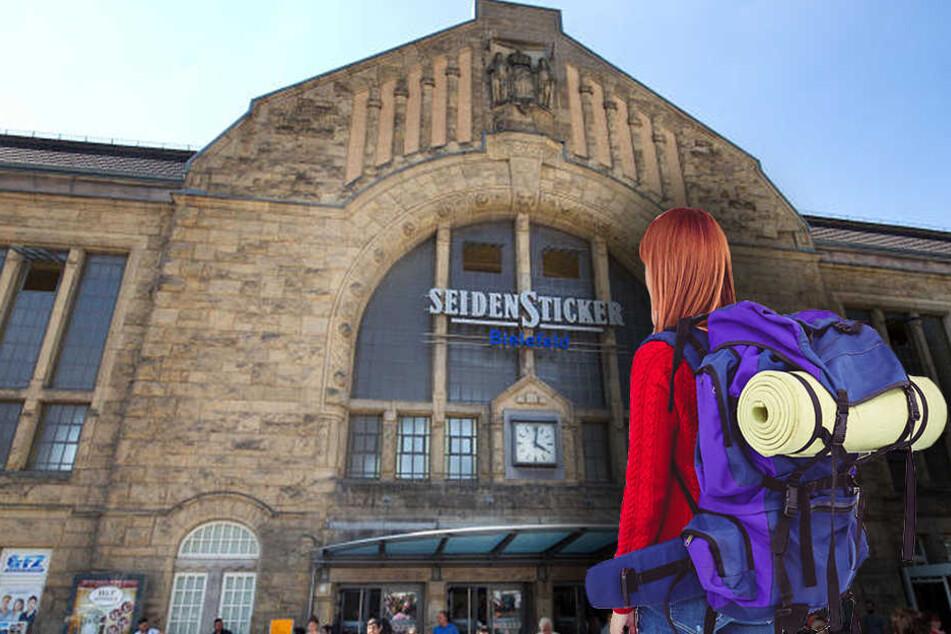 Erst am Hauptbahnhof in Bielefeld wurde die Jugendliche aufgegriffen. (Symbolbild)