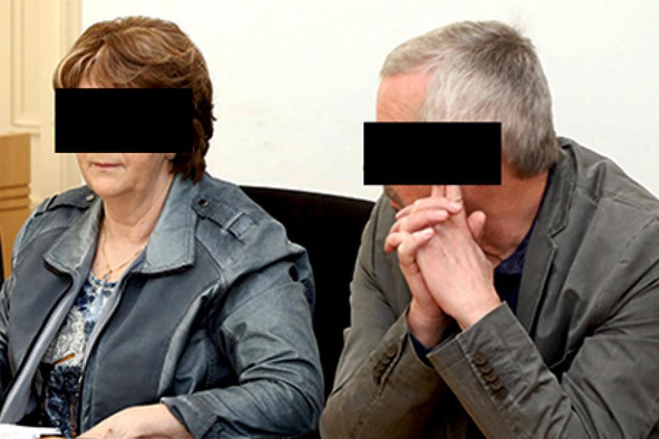 Ehepaar Christa (70) und Michael B. (70): Sie wurden am Montag vom Landgericht freigesprochen.