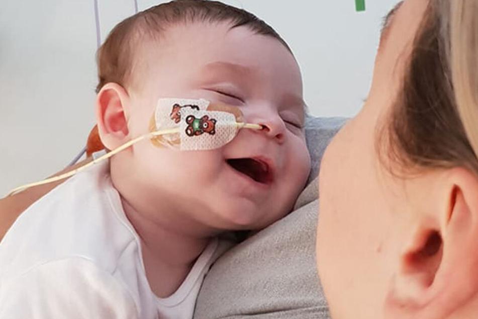 Die kleine Amiyah starb im Alter von 11 Monaten.