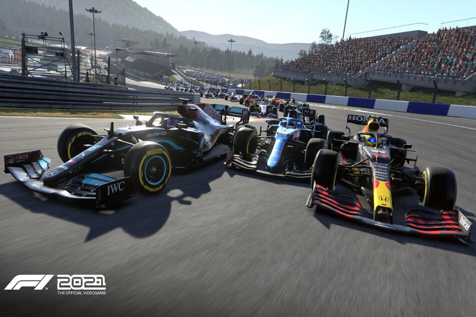 F1 2021 im Test: Werdet Teil einer epischen Motorsport-Geschichte!