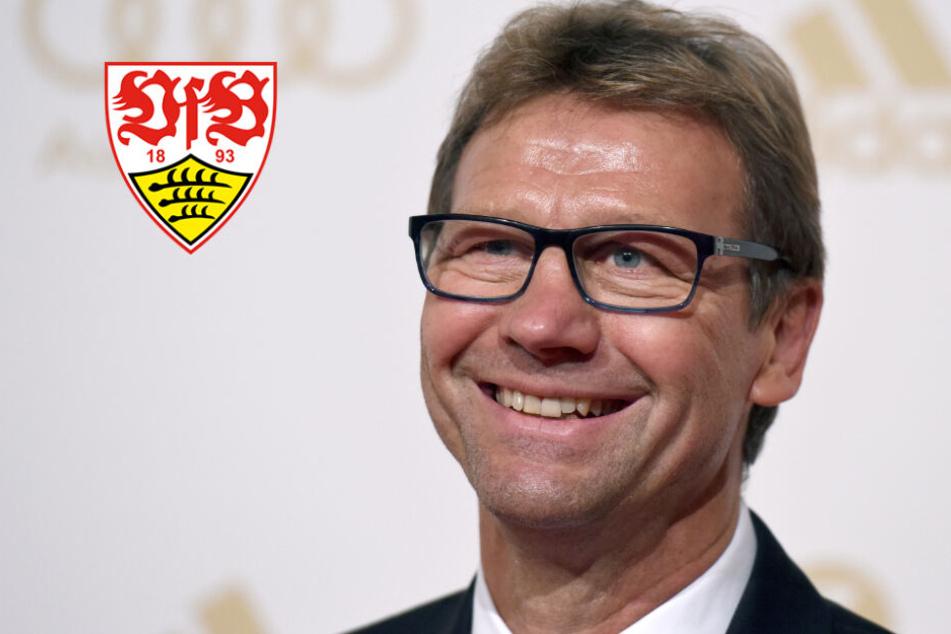 Paukenschlag! VfB-Legende Buchwald tritt als Aufsichtsrat zurück
