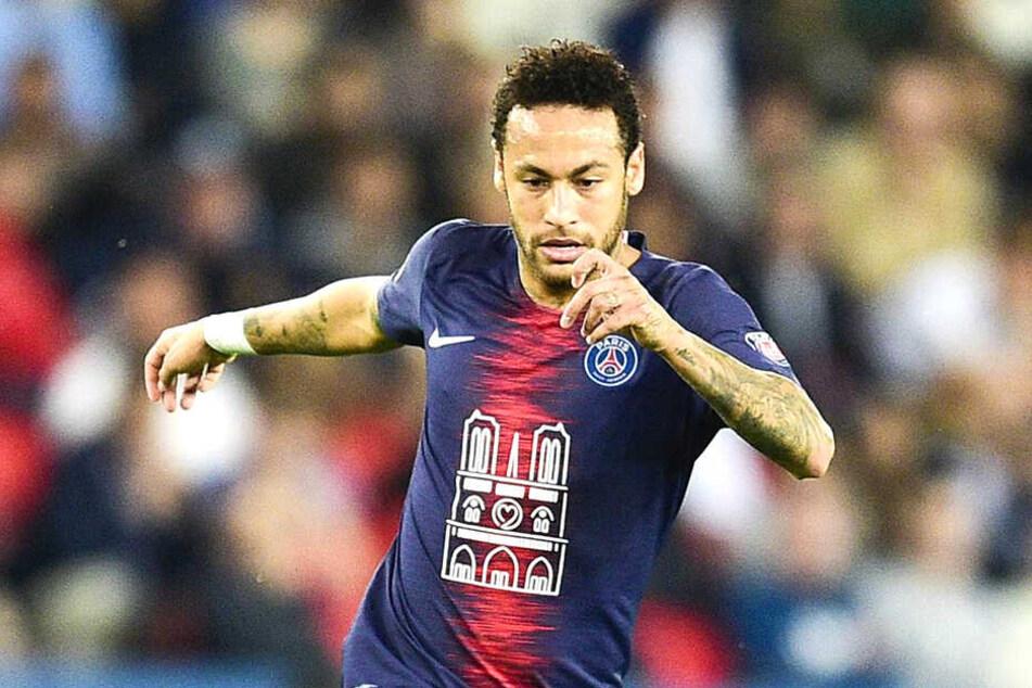 Zaubert Neymar heute im Dresdner Rudolf-Harbig-Stadion? Die Chancen stehen vielleicht bei 50 Prozent.