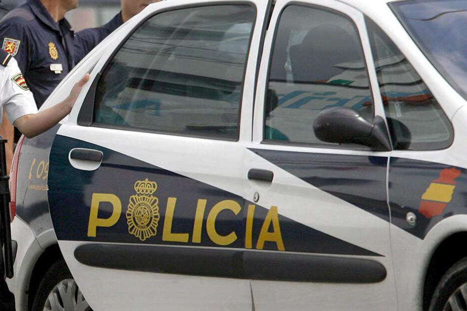 Am Flughafen in Gran Canaria erwartete den Randalierer die spanische Polizei. (Symbolbild)