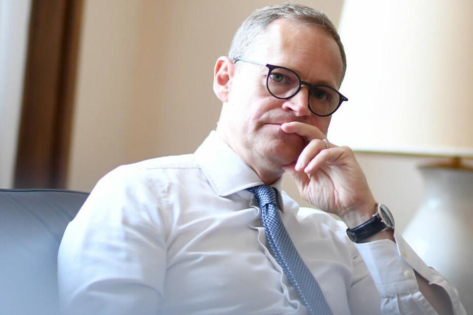 Letzter Platz: Michael Müller ist der unbeliebteste Landeschef Deutschlands