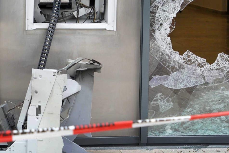 Panzerknacker schlagen in Einkaufszentrum zu: Jetzt braucht die Polizei Eure Hilfe