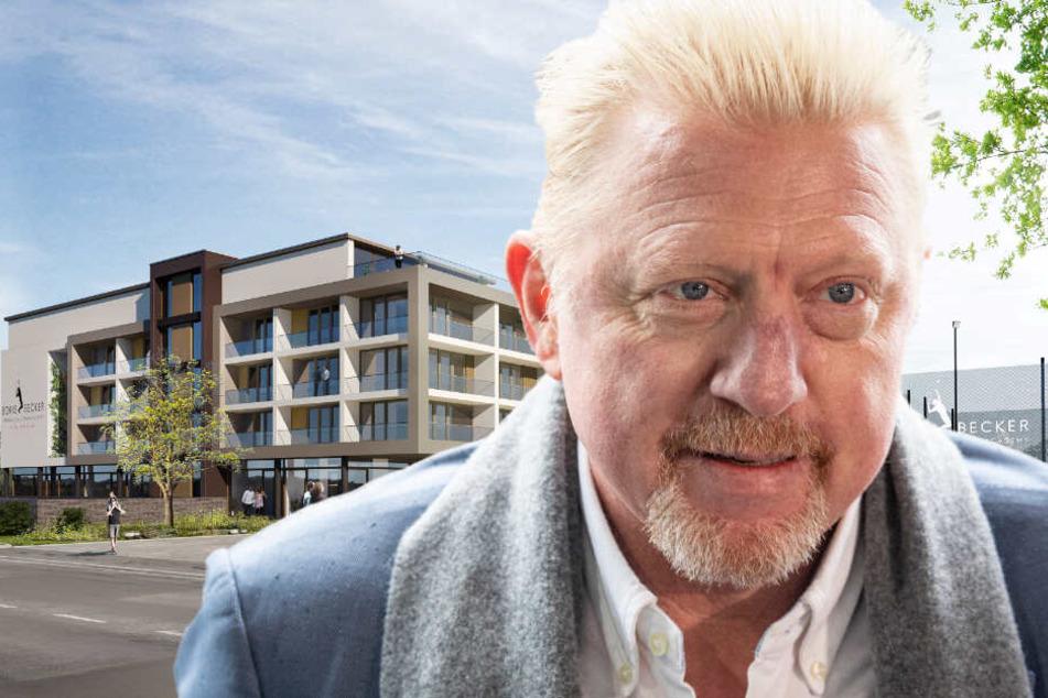 Boris Becker: Tennisakademie von Boris Becker in Hochheim für 20 Millionen Euro soll 2021 stehen!