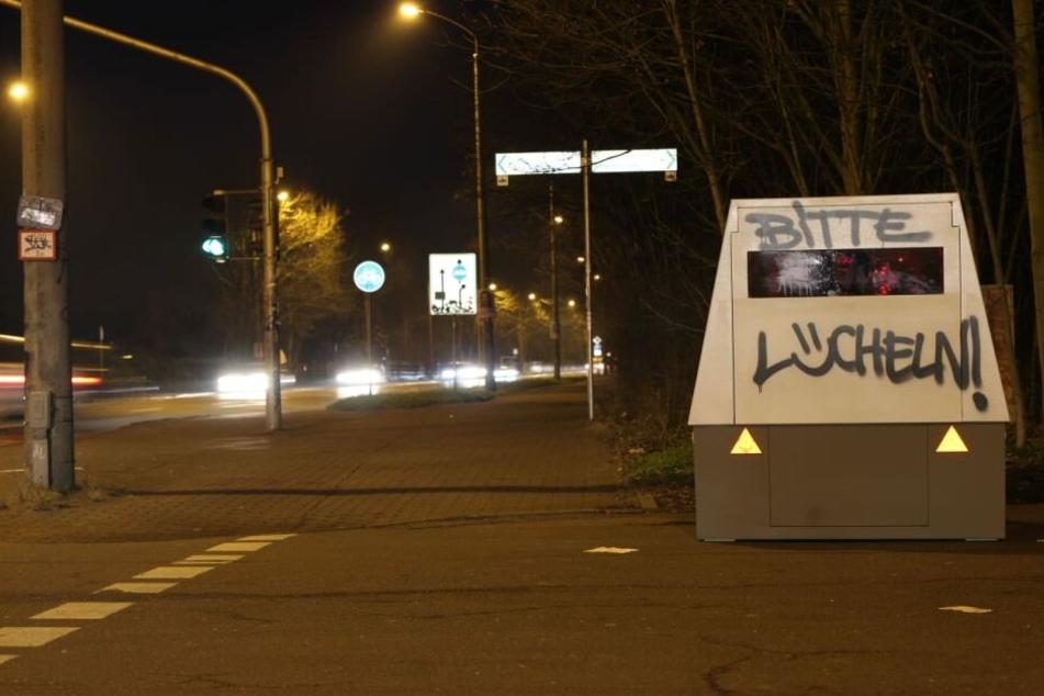 """Leipzig: Leipziger Super-Blitzer erhält """"freundliche Botschaft"""""""