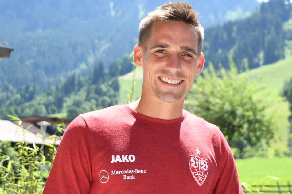 Fällt aus: Mittelfeldmann Philipp Klement.