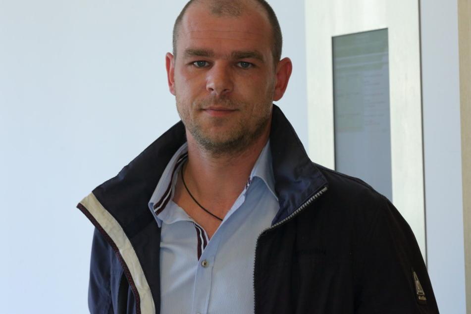 Ronald Pohl (36) erklärte sich Dienstag im Amtsgericht.