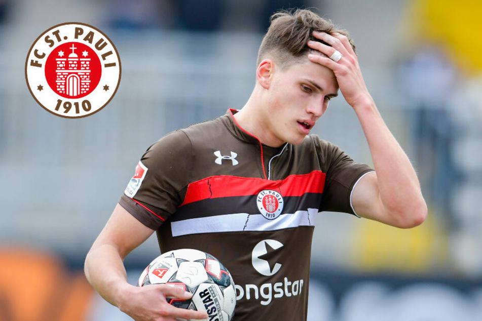 Nächste Klatsche für St. Pauli: Kiezkicker unterliegen erneut mit 0:4