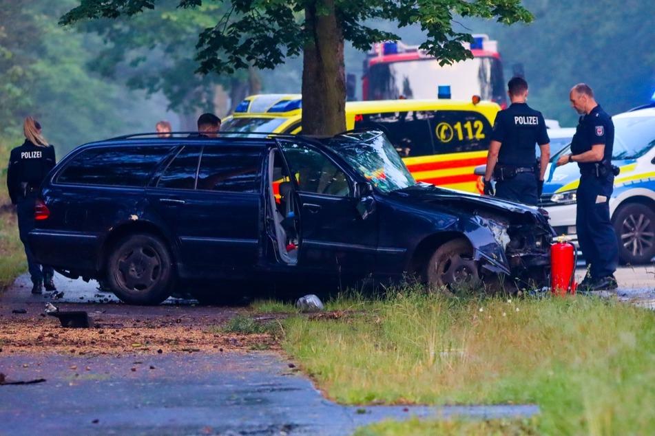 Am Donnerstagabend gab es einen tragischen Unfall bei Falkensee.