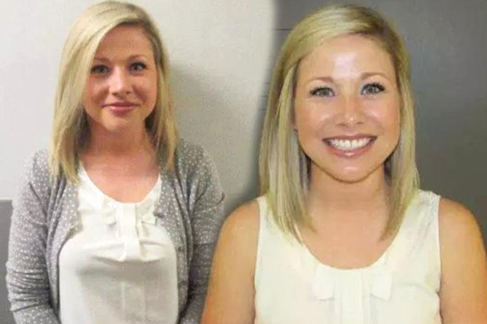 Die lächelnde Sarah Madden Fowlkes (28) macht nicht den Eindruck, als wäre sie sich ihrer Schuld bewusst.