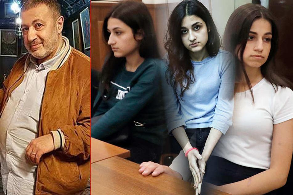 Er soll sie wie Sklavinnen gehalten haben: Schwestern töten Vater mit 36 Messerstichen