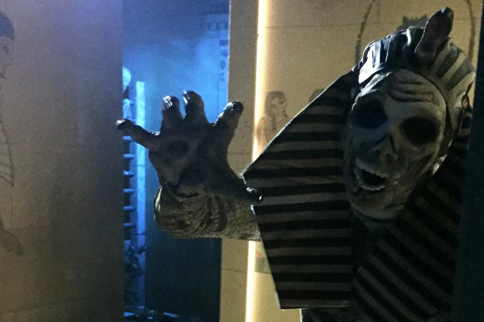 Horror-Spaß für (fast) jedes Alter: Die Grusel-Labyrinthe eröffnen im Belantis