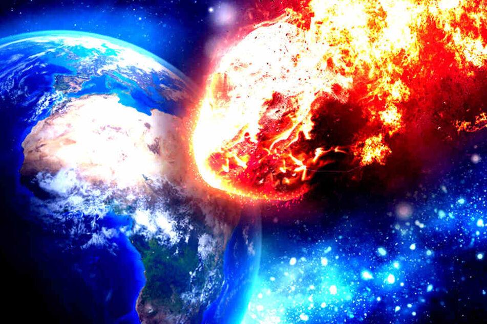 Asteroid rast auf Erde zu! So will die NASA die Menschheit retten