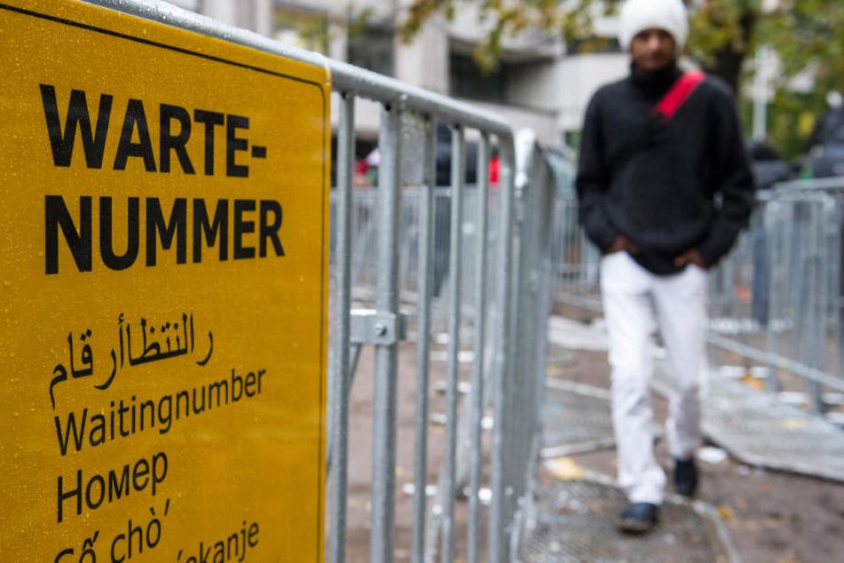 Tausende Flüchtlinge sind in Deutschland noch nicht erfasst