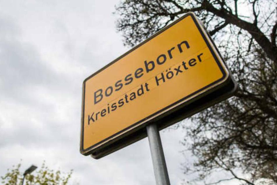 Im beschaulichen Ortsteil Bosseborn lebte das Folter-Paar.