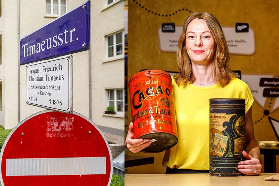 Wie Fabrikant Timaeus Dresden zur Schoko-Hauptstadt machte