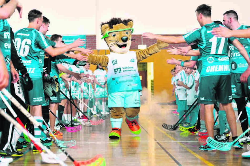 10 Jahre Floor Fighters: Hier ist Chemnitz mal erstklassig!
