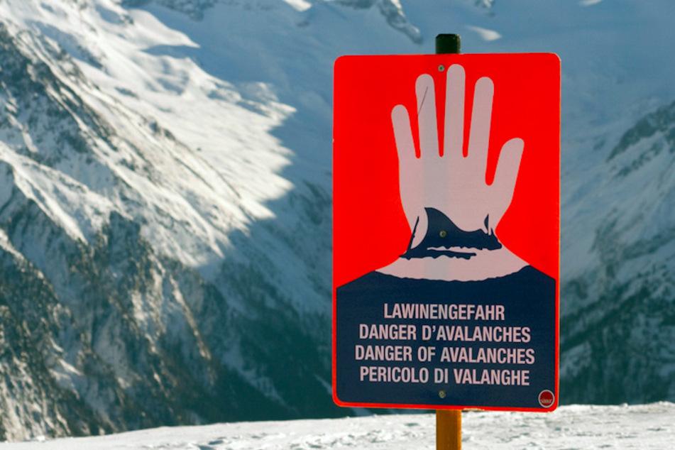 Extreme Lawinengefahr: Österreich warnt Wintersportler