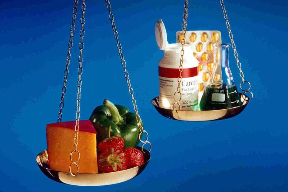 Was wirkt schneller: Natürliche oder ergänzte Nahrung?