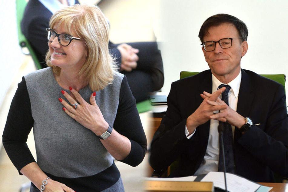 CDU-Kampfkandidatur! Vizepräsidentin fordert Matthias Rößler heraus