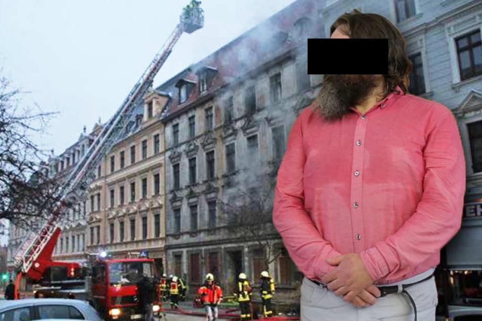 Er wollte heizen, doch setzte alles in Brand: Urteil!
