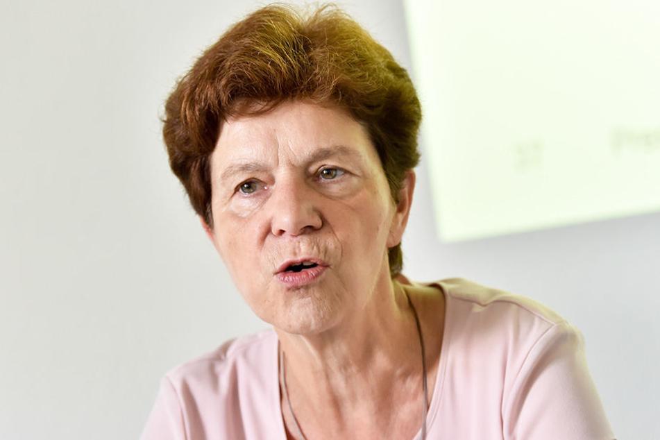 Sie jagt die Ekel-Sünder: LUA-Präsidentin Gerlinde Schneider.