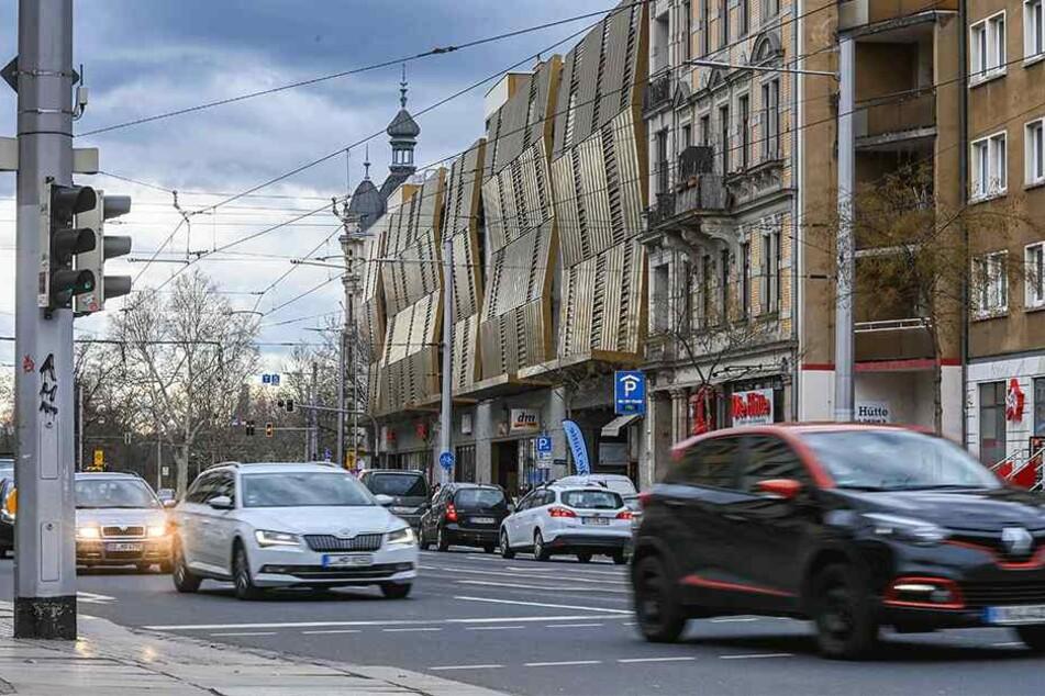 Tempo 30-Pläne auf der Bautzner Straße sind gestrichen worden.