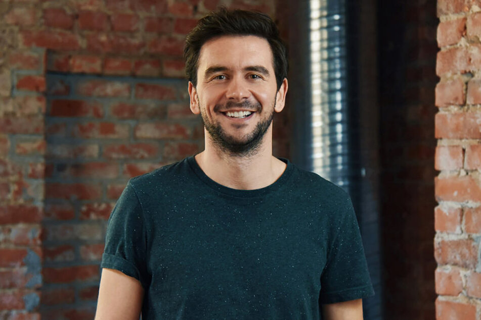 Mitbegründer und Geschäftsführer Danny Roller (31).
