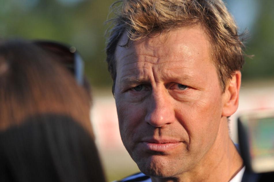 Der ehemalige Fußball-Nationalspieler Guido Buchwald ist raus aus dem Präsidenten-Rennen beim VfB Stuttgart.