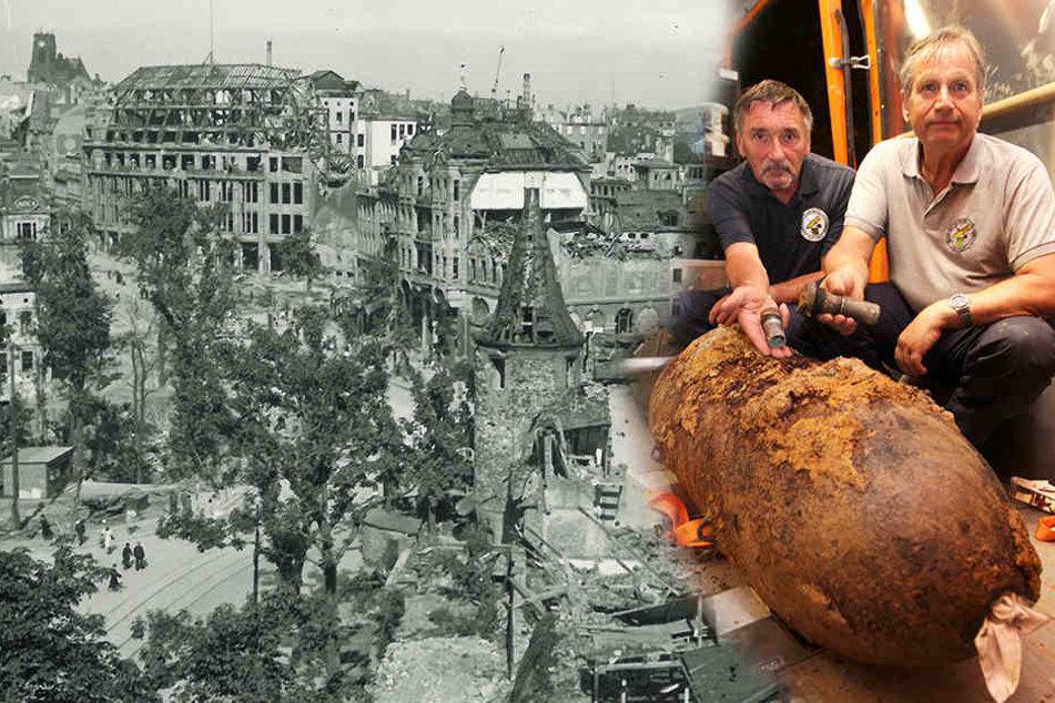 Immer wieder Plauen: Schon 66 Bomben gefunden