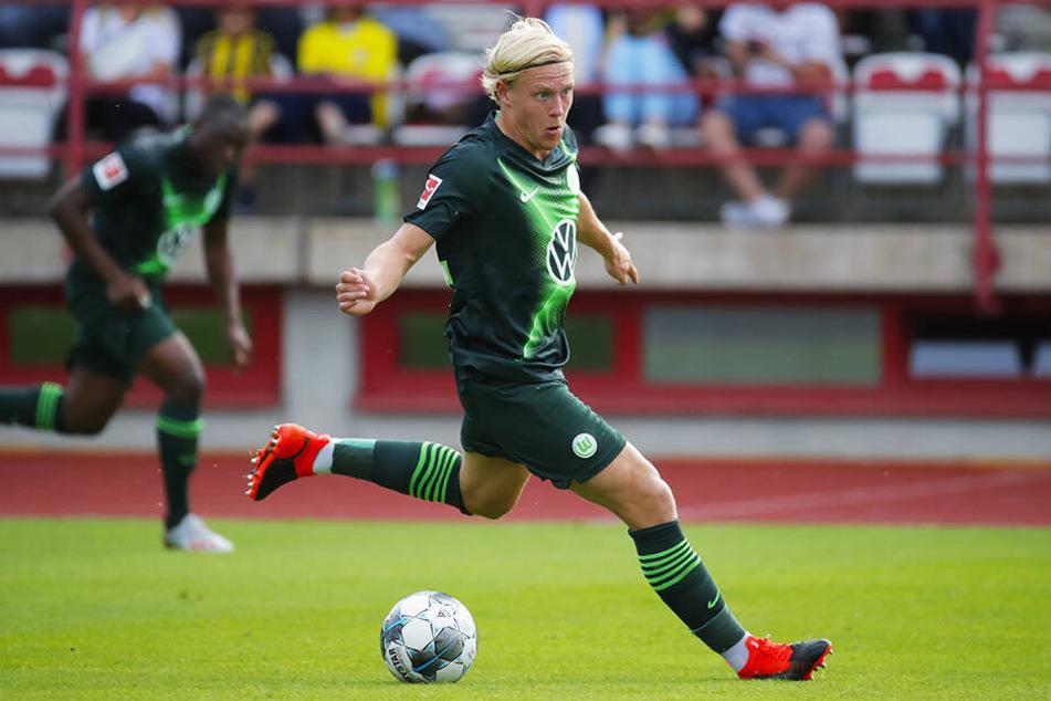Xaver Schlager wird die Kaderqualität des VfL Wolfsburg deutlich anheben.