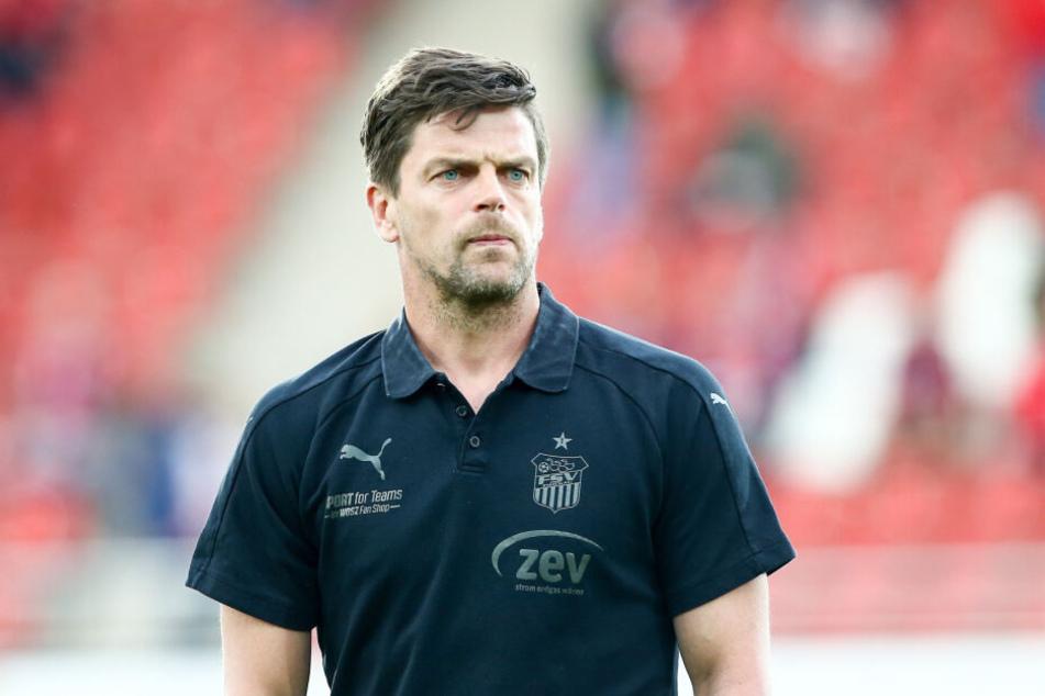 Ex-FSV-Trainer Torsten Ziegner.