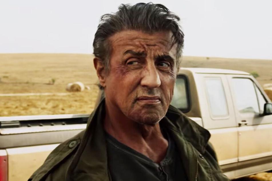 John Rambo (Sylvester Stallone) bekommt es diesmal mit mexikanischen Kartell-Gangstern zu tun.