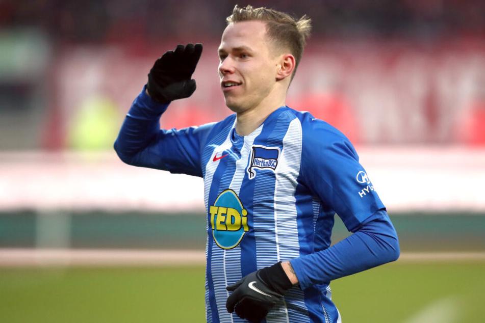 Ondrej Duda traf gegen Nürnberg gleich doppelt!