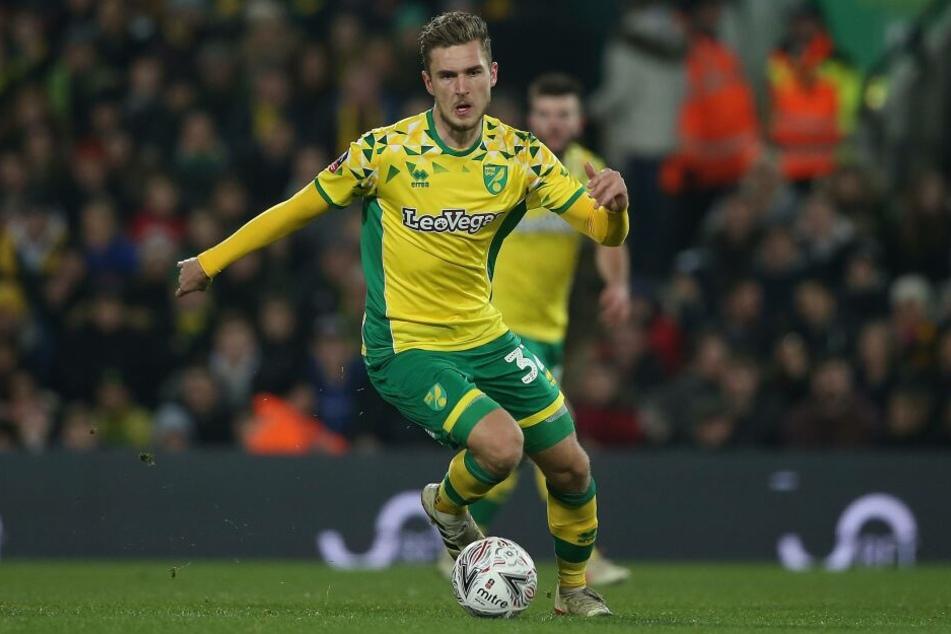 Für Norwich City erzielte der Mittelstürmer diese Saison in 15 Einsätzen einen Treffer.