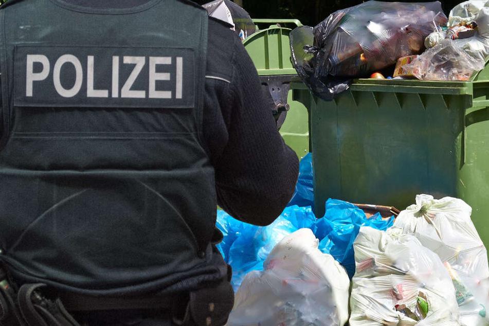 Schmuck für mehrere tausend Euro in Hanau im Müll gefunden