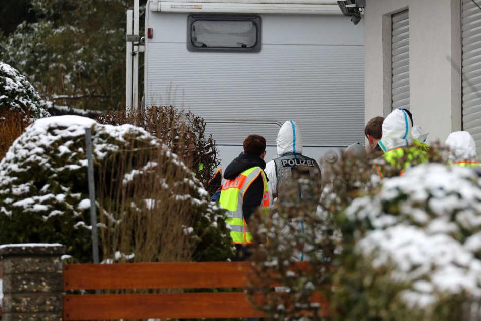 In Schnaittach in Bayern wurden im Dezember 2017 die Leichen gefunden. (Archivbild)