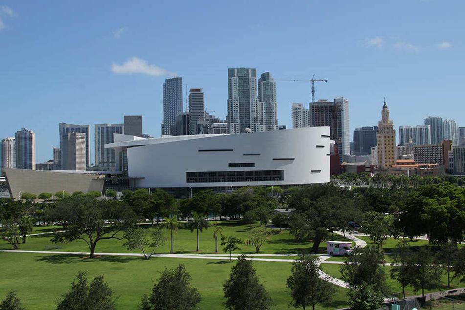 Folgt auf AAA bald BBC? Miami sucht einen neuen Namensgeber für seine Arena.
