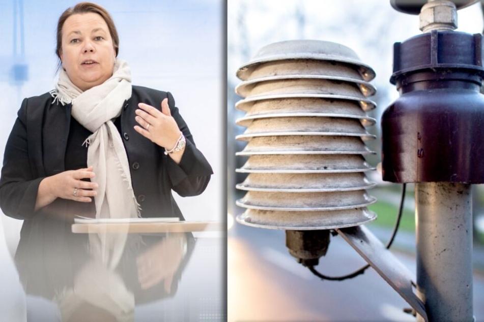 Umweltministerin: Bessere Luft in NRW-Städten