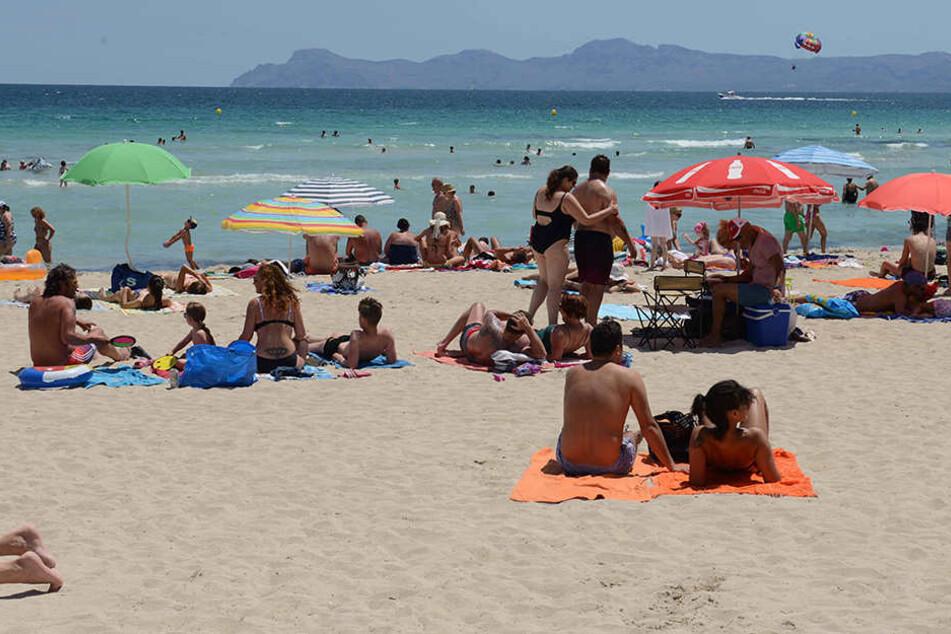 Eine vierköpfige Familie aus Deutschland starb bei einem Unfall auf Mallorca