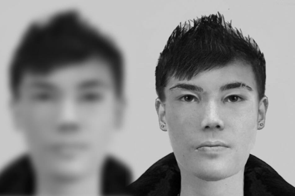 Nach Sex-Attacke: Wer kennt diesen Mann mit auffälligen Augenbrauen?