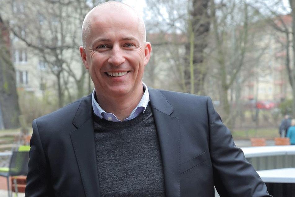 Architekt Jens Krauße (51) ist erleichtert, dass es mit dem Eröffnungstermin geklappt hat.