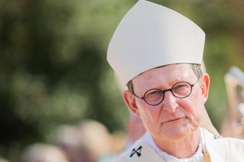 Kardinal Rainer Maria Woelki (62) ruft dazu auf, für Europa wählen zu gehen.