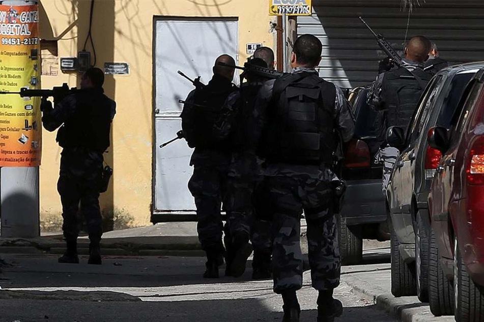 Endlich konnte die brasilianische Polizei Luiz Carlos da Rocha festnehmen (Symbolbild).