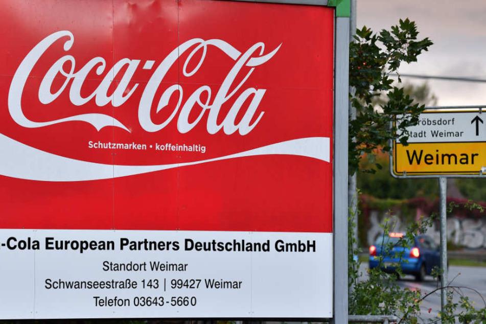 178 Arbeitnehmer sind in Weimar von der Schließung betroffen.