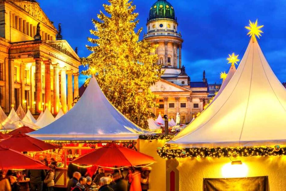 Noch nicht genug? Diese Berliner Weihnachtsmärkte haben auch nach Heiligabend geöffnet!