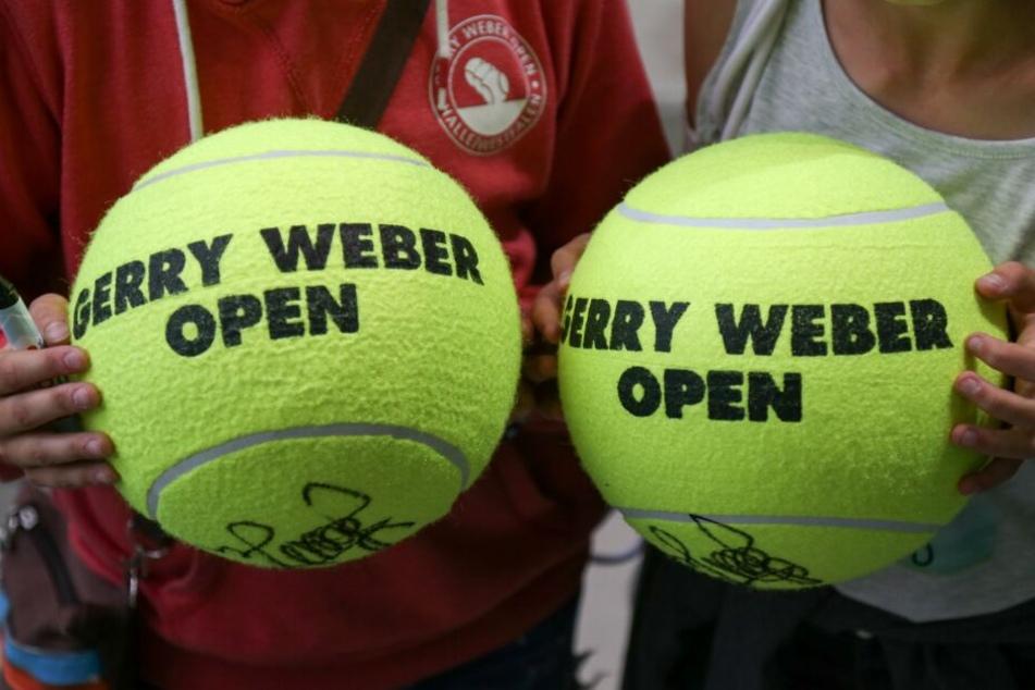 Paukenschlag bei Gerry Weber Open! Tennisturnier bekommt neuen Namen