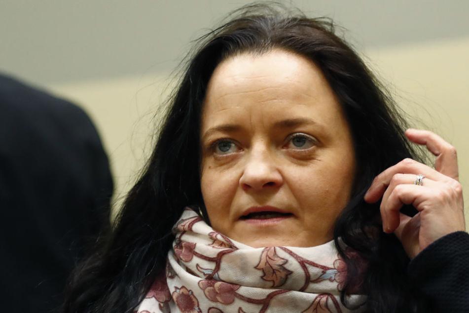 Beate Zschäpe droht eine lebenslange Haftstrafe.